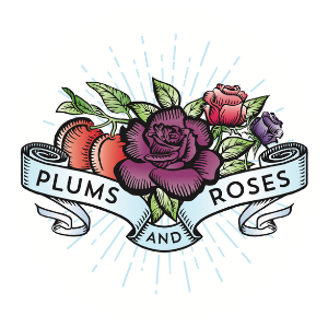 Plums & Roses 300x300