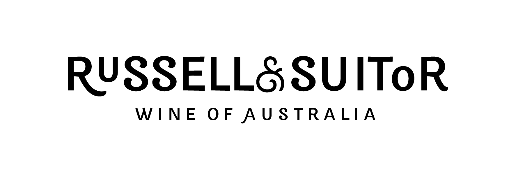 Russell & Suitor Logo — Wine of Australia